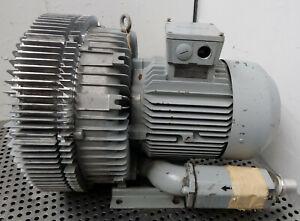 Siemens ELMO-G 2BH6 111-0BC59 ELMOG 2BH6111-0BC59 Seitenkanalverdichter -used-