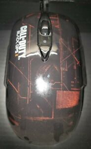 SteelSeries Call of Duty COD Black Ops II Gaming Mouse