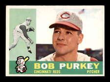1960 Topps #4 Bob Purkey  EX/EX+ X1509336