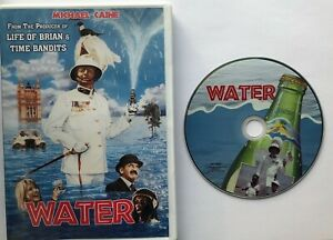 Water DVD (1985/2006) Michael Caine Anchor Bay Rare Mint OOP