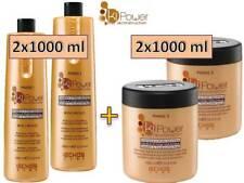 ECHOSLINE KIT KI POWER - Shampoo-1000ml (2 PEZZI) + Maschera-1000ml (2 PEZZI)
