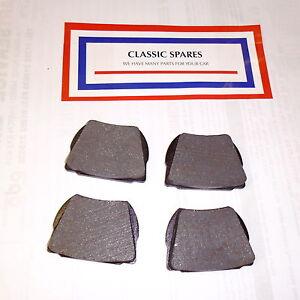 LOTUS SUPER SEVEN 1500 1963 - 1965 FRONT BRAKE DISC PAD SET (EW701AF)