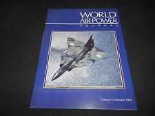 WORLD AIR POWER JOURNAL, VOLUME 13, SUMMER 1993