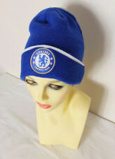 Chelsea FC Knitted Hat Beanie Cap Gift Official Licensed Football Product
