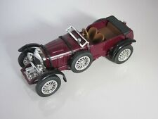 BENTLEY 4L5 Supercharged Blower 1930 - Matchbox échelle 1:42 scale