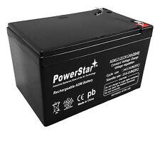 PowerStar 12V 12Ah F2 APC Back-UPS ES 750VA Broadband, BE750BB UPS Battery
