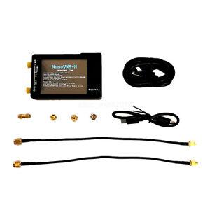 "2.8"" LCD NanoVNA-H HF VHF UHF Nano VNA Vector Network Analyzer Antenna Analyzer"