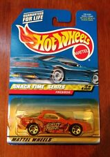 1999 HOT WHEELS SNACK TIME SERIES FIREBIRD - #2 OF 4 CARS
