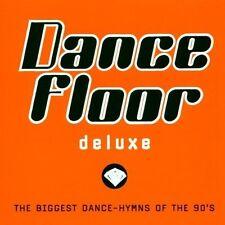 Dance Floor deluxe-Biggest Dance-Hymns of the 90's Snap, Black Box, Jam.. [2 CD]