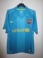 Maillot BARCELONE BARCELONA vintage 2007 camiseta shirt NIKE Camp Nou LFP away S