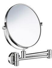 Smedbo Kosmetik Spiegel Outline  normal und 5-fache Vergrößerung FK 438