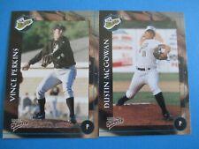 DUSTIN McGOWAN - 2001 Auburn Doubledays set