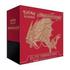 Breakpoint Elite Trainer Box Pokemon TCG Sealed Mega Gyarados 8 Booster Packs