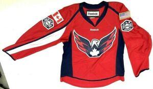 Hockey Jersey RBK Custom Unique Adult Large Cap's Eagle, sewn on crest