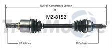 CV Axle Shaft Front Left SurTrack MZ-8152