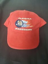 Vintage Florida Pathers Red Adjustable Strap One Size Fits All