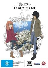 Eden Of The East - Collection (DVD, 2010, 2-Disc Set) Like new Anime English
