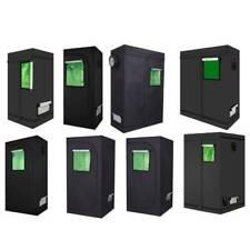 More details for 2021 premium 600d grow tent kit dark indoor room plant box mylar hydroponics bud