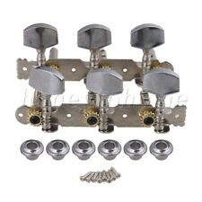 2pcs Machine Heads Tuning Peg for Slotted&Solid Headstock Guitar Chrome