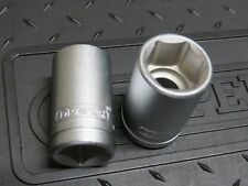 "DRAPER  16MM AND 17MM   CHROME VANADIUM  1/2"" SQUARE DRIVE SOCKETS TOP QUALITY"
