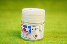 Tamiya Color GLOSS CLEAR Acrylic Mini Paint X22 10mls