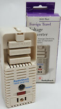 Radio Shack 1600 Watt multi countryTravel Voltage Conversion Adapter 273-1413