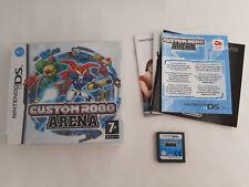 Custom Robo Arena for Nintendo DS, Genuine, Boxed, Free Post
