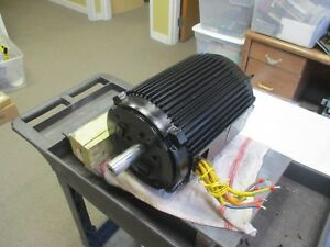 BALDOR reliance inverter drive motor