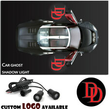 The Daredevil Symbol Logo Car Door Courtesy Projector Welcome Ghost Shadow Light
