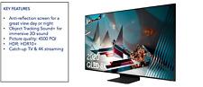 "SAMSUNG QE65Q800TATXXU 65"" Smart 8K HDR QLED TV with Bixby, Alexa"