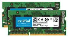Crucial 16GB (2 x 8GB) DDR3 1600 (PC3-12800) Memory (CT2K8G3S160BM)
