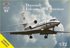 1/72 Dassault Falcon 50M Surmar (French Navy)   - NEW Sova!