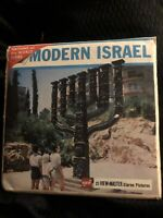 Vintage GAF Nations of the World Viewmaster Reels Modern Israel B-224 SEALED