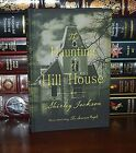 The Haunting of Hill House by Shirley Jackson Glows in Dark New Deluxe Hardcover