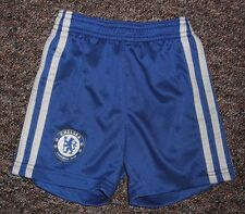 CHELSEA FC / 2011-2012 Home - ADIDAS - KIDS (toddlers) football Shorts. Size 12m