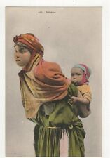 Bedouine Vintage Postcard  218a