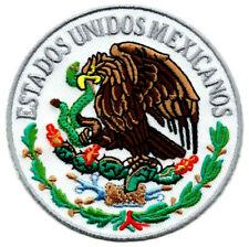 ESTADOS UNIDOS MEXICANOS Iron On Patch Mexico
