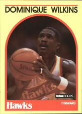 1990 Hoops 100 Superstars Bk Card #s 1-100 (A6309) - You Pick - 10+ FREE SHIP
