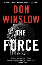 SIGNED The Force by Don Winslow, autographed, new hardcover