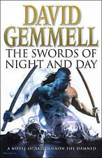 The Swords of Night and Day (Skilgannon the Damned 2), David Gemmell, Used; Acce