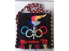 UNIQUE Original BAG - Olympic Games - MÜNCHEN 1972 - Munich 1972 - VINTAGE