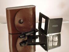 Flexkin Adapter for Flexaret VI Va Meopta Czech  MF TLR camera CLA metal coil