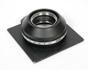 Sinar DB board #3 with manual aperture selector fits all Copal compur #3 lenses