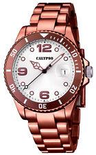 Calypso Armbanduhr Quarzuhr Kunststoffuhr mit Kunststoffband analog K5646