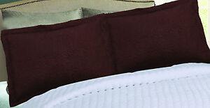 Pillow Shams King size , King Size 2PC Pillow Shams