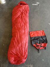 Mountain Equipment xeros sleeping bag