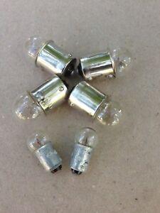 Light Bulb 6v set=6pcs 2+5+10 watt for URAL-m61/62/63, M72, K750,  Dnepr-9, K650