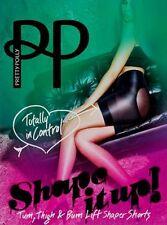 Women's Nylon Pretty Polly Shapewear Singlepack