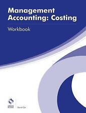 Management Accounting: Costing Workbook by David Cox (Paperback, 2016)