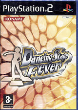 DANCING STAGE FEVER - PS2 NUOVO E SIGILLATO